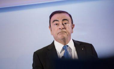 Ish-shefi i kompanisë Nissan përballet me akuzë të re