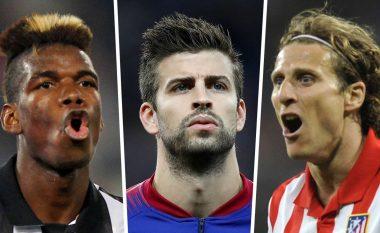 Pique, Pogba dhe yjet e tjera që shkëlqyen pas largimit nga Manchester United