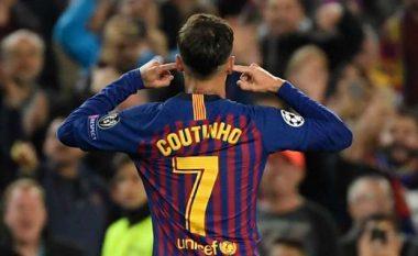 Barcelona kërkon t'i zbrit humbjet me shitjen e Coutinhos, asnjë klub nuk është gati të paguajë