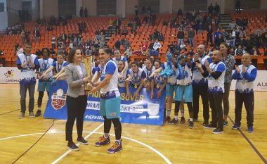 Prishtina mposht Bashkimin në finale dhe shpallet kampione e Kosovës në konkurrencën e femrave