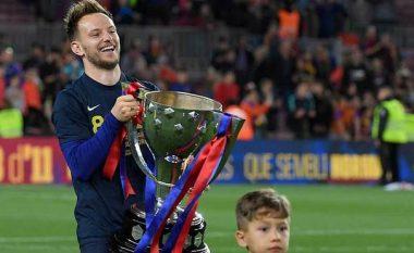 Rakitic: Dua të mbetem te Barça edhe tri vite, shpresoj që edhe klubi të mendoj kështu