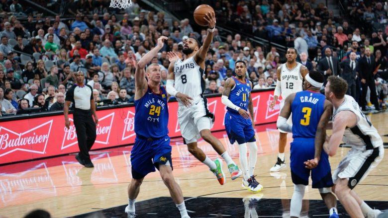 Foto: San Antonio Spurs/Twitter