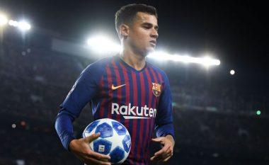 Rivaldo: Coutinho nuk duhet ta braktis si dështak Barcelonën