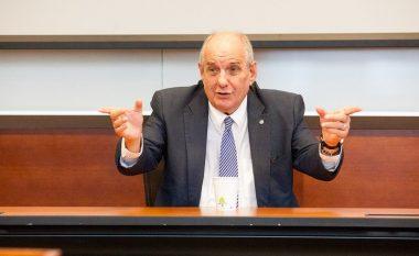 Zëvendësministri i Punëve të Jashtme të Greqisë, Terens Nikolaos për vizitë pune në Republikën e Maqedonisë së Veriut