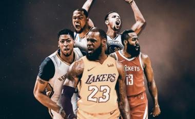 Sondazh interesant me basketbollistët e NBA-s: Prej lojtarit më të mirë i të gjitha kohërave e MVP i sezonit deri te trajneri i vitit