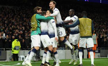 Tottenhami fiton ndaj Cityt me epërsi minimale