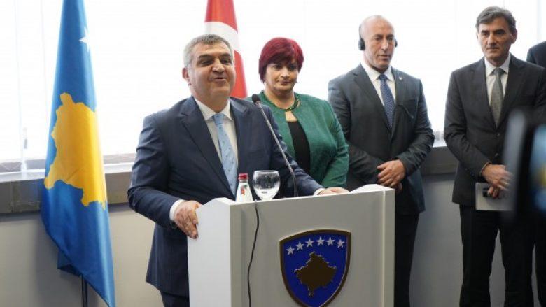 Kosova dhe Turqia shumë shpejt me marrëveshjen për tregti të lirë