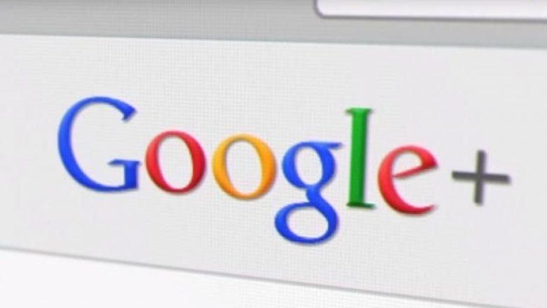 Mbyllet Google+