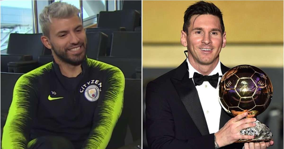 Lionel Messi tradhtohet nga Kun Aguero në luftën për 'Topin e Artë': E meriton kush luan në finale të Ligës së Kampionëve