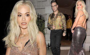 Rita Ora në darkë private me Liam Payne