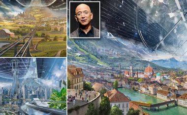 Plani futuristik i njeriut më të pasur në botë, synon ndërtimin e qyteteve në hapësirë për miliona njerëz (Foto/Video)