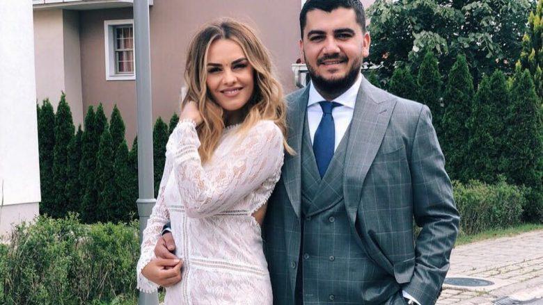 Ariana Fejzullahu dhe Ermal Fejzullahu (Foto: Instagram/ermalfejzullahu)