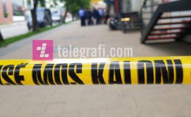 Policia thotë se bëhet fjalë për mjete të dyshimta shpërthyese në dy objekte në Prishtinë (Video)