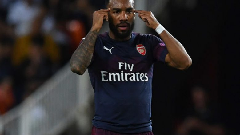 Alexandre Lacazette (Foto: Alex Caparros/Getty Images/Guliver)
