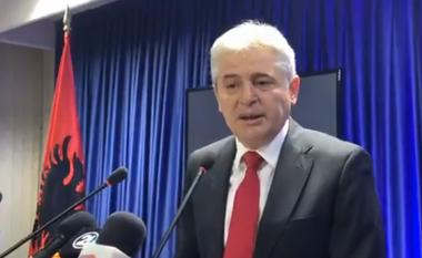 Ahmeti: BDI ka siguruar rreth 137 mijë vota për Pendarovskin