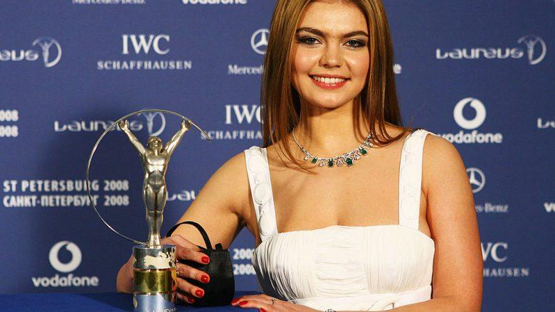Alina Kabayeva (Foto: Ian Walton/Getty Images for Laureus/Guliver)