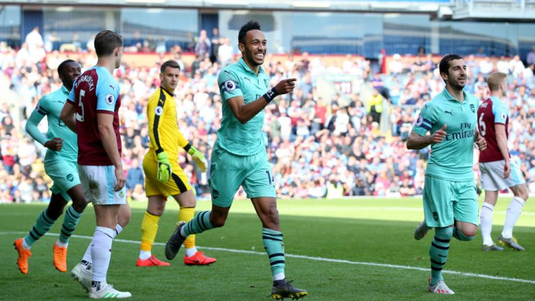 Pierre-Emerick Aubameyang (Foto: Alex Livesey/Getty Images/Guliver)