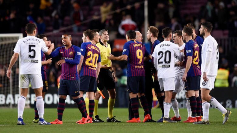 Barcelona - Valencia (Foto: Alex Caparros/Getty Images/Guliver)