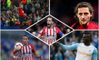 Nga Godin te Mata e Balotelli - tetë lojtarët më të mirë që do të jenë të lirë në verë