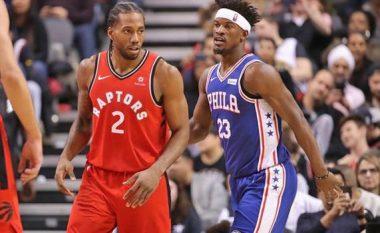 James kontakton Leonardin dhe Butlerin, dyshja afër transferimit te Lakers