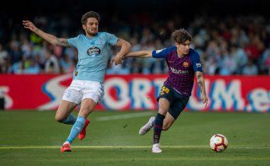 Celta vigo merr pikë të rëndësishme ndaj Barcelonës