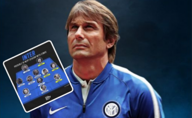 Formacioni i mundshëm i Interit me Conten trajner - katër transferime, largohet Icardi