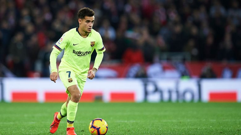 Philippe Coutinho (Foto by Juan Manuel Serrano Arce/Getty Images/Guliver)