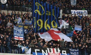 Tifozët e Interit e marrin situatën në dorë: Fitoni, ose do të ketë luftë