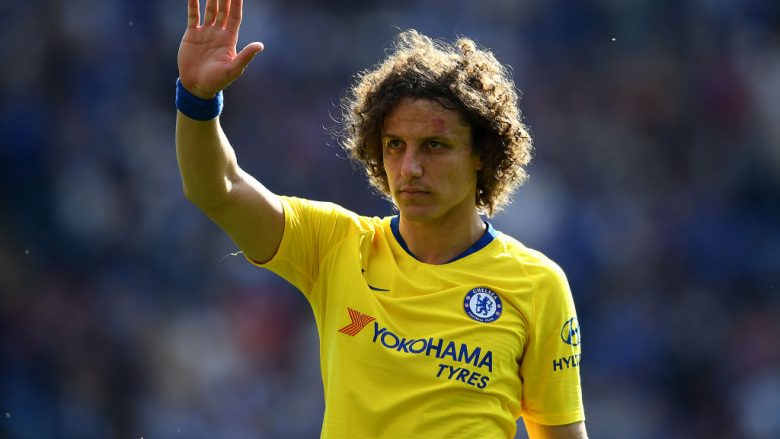 David Luiz (Foto: Clive Mason/Getty Images/Guliver)