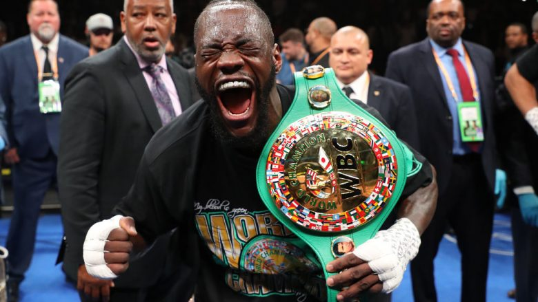 Deontay Wilder (Foto: Al Bello/Getty Images/Guliver)