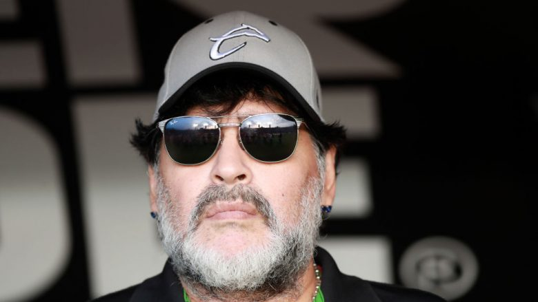 Diego Maradona (Foto: Refugio Ruiz/Getty Images/Guliver)