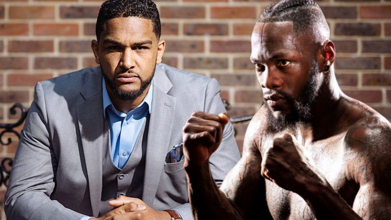 Dominic Breazeale, Deontay Wilder (Fotomontazh: Getty Images/Guliver)