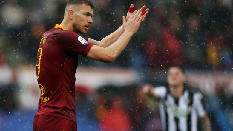 Edin Dzeko (Foto: Paolo Bruno/Getty Images/Guliver)
