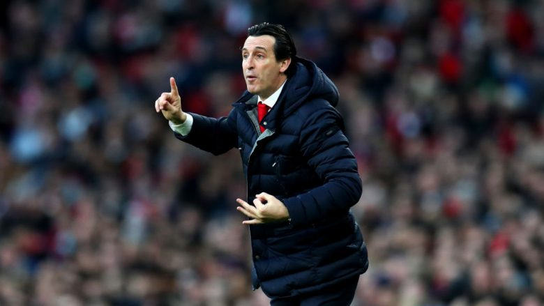 Unai Emery (Foto by Catherine Ivill/Getty Images/Guliver)