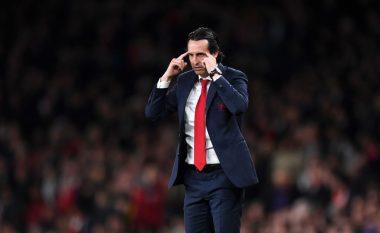 Emery: Do të jetë vështirë në ndeshjen e kthimit ndaj Valencias, gjasat janë ende 50-50