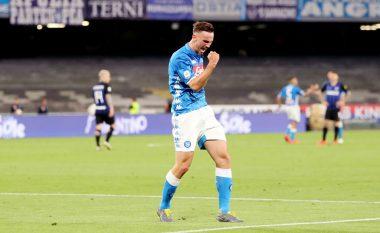 Notat e lojtarëve: Napoli 4-1 Inter, shkëlqen Fabian Ruiz