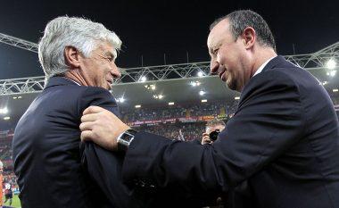 Benitez dhe Gasperini në listën e Romës