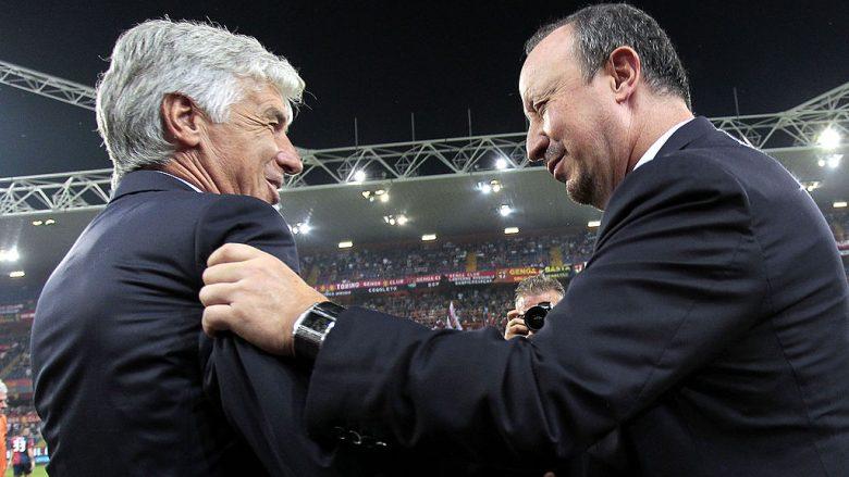 Giampiero Gasperini dhe Rafael Benitez (Foto: Gabriele Maltinti/Getty Images/Guliver)