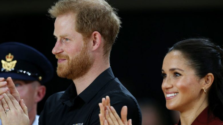Princ Harry dhe Meghan Markle (Foto: Lisa Maree Williams/Getty Images/Guliver)