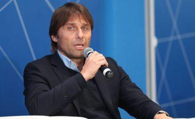 Conte flet për Juventusin, Interin, Milanin dhe Romën, por ku do të shkojë?
