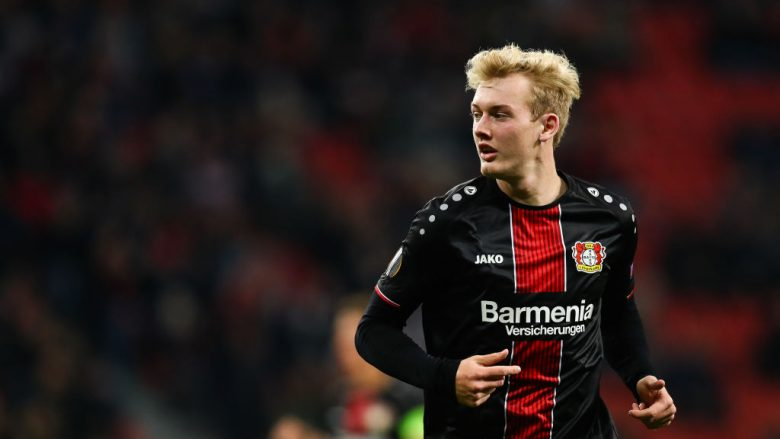 Julian Brandt. (Photo by Maja Hitij/Getty Images)