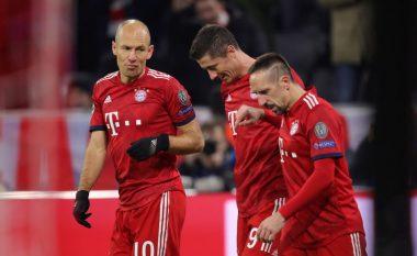 Robbenit nuk ju plotësua dëshira e fundit në Bayern