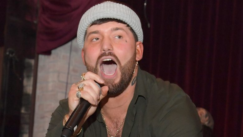 Gashi (Foto: Lester Cohen/Getty Images for BMG)
