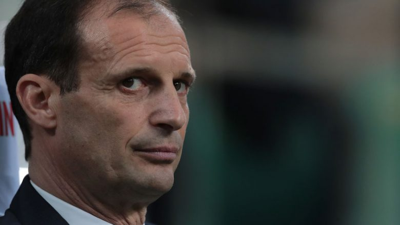 Massimiliano Allegri .  (Photo by Emilio Andreoli/Getty Images)