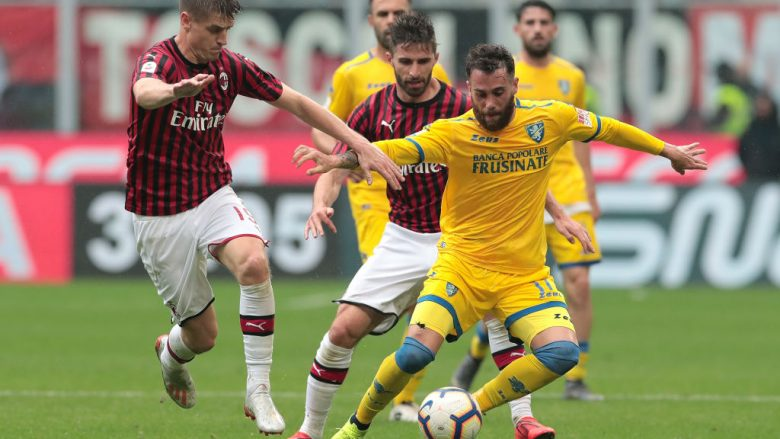 Milan vs Frosinone  (Foto: Emilio Andreoli/Getty Images/Guliver)