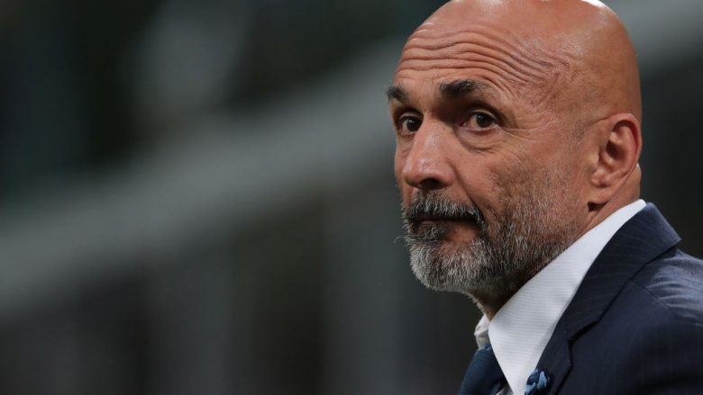 Luciano Spalletti .  (Photo by Emilio Andreoli/Getty Images)