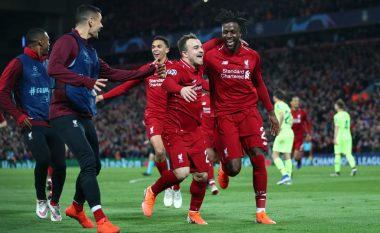 Këso çmendurie dhe emocione mund të dhurojë vetëm Liverpooli - 'shkatërron' Barcelonën dhe kalon në finale