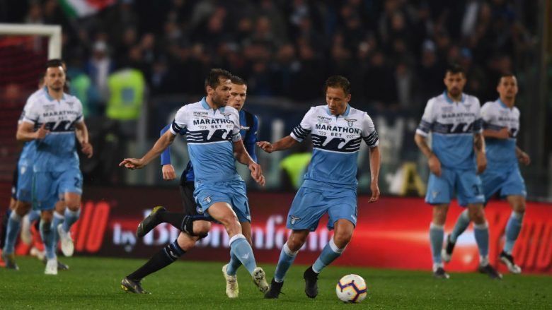 Lazio - Atalanta . (Photo by Claudio Villa/Getty Images for Lega Serie A)