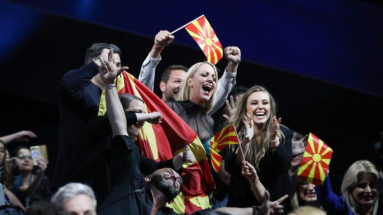 "Maqedonia e Veriut në ""Eurovision 2019"" (Foto: Guy Prives/Getty Images/Guliver)"
