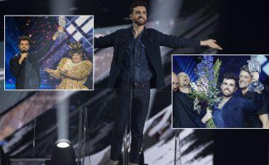 """Është pjesë e LGBTI, ka përjetuar bullizmin në fëmijëri dhe i kishin thënë se s'do arrinte asgjë në jetë - tani fitues i """"Eurovision 2019"""""""